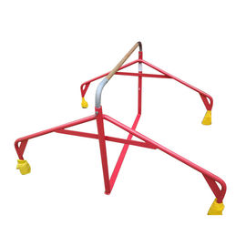 High / Low Indoor Gymnastics Equipment Bars With Eco Friendly Steel Material
